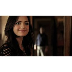 Foto 'Pretty Little Liars 2x04 Blind Dates Aria Montgomery Cap 04' @... ❤ liked on Polyvore featuring lucy hale and pretty little liars
