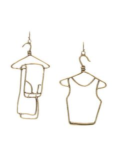 Rosie Assoulin hangers earrings