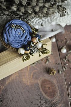 Brooches Handmade, Fabric Flowers, Bracelets, Jewelry, Hair Bows, Flowers, Jewlery, Jewerly, Burlap Flowers