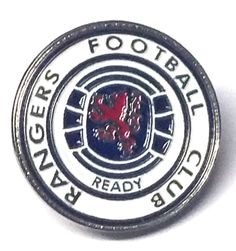 Rangers Pin Badge Official Football Club Gifts
