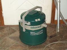 bissell big green clean machine steamer carpet r