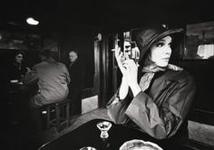 FC Gundlach, Reportage for Nino, Hamburg, 1958   With the advent of prêt-à-porter, fashion photography shifted from copying couturiers to conveying mood and atmosphere. The size and portability of the Leica offered unencumbered, dynamic photographing in unexpected locations.