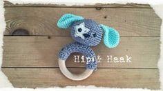 Dog rattle crochet pattern - Free
