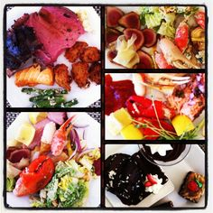 If you didn't join us for our Christmas Buffet at Bistro 245, this is what you missed!