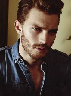 jamie dornan... Once upon a time's sheriff!!!