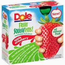 $1.00/1 Dole Fruit Squish'ems Product Coupon! ONLY $1 @ Walmart! Read more at http://www.stewardofsavings.com/2015/02/1001-dole-fruit-squishems-product.html#0Klk4OEvW4Pju66U.99