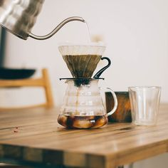 : @monsieurhobo Tag your shots #coffeexample to be featured!   Elements: #coffee #hario #icedcoffee #thirdwavecoffee #pourovercoffee http://ift.tt/20b7VYo