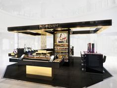 Giorgio Armani and shu uemura Coming to The Bay! New Concept Stores for L'Oreal Luxe Brands - Perilously Pale