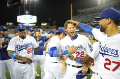 Clayton Kershaw complete his first career no-hitter