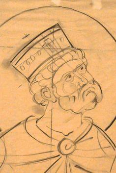Head of Prophet David