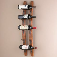 8 Pleasing Tips AND Tricks: Natural Home Decor Modern Lights natural home decor rustic bedrooms.Natural Home Decor Rustic Bedrooms simple natural home decor baskets.Natural Home Decor Feng Shui. Wine Bottle Rack, Wine Rack Wall, Wood Wine Racks, Bottle Wall, Bottle Holders, Bottle Labels, Bottle Opener, Wine Bottles, Wall Wine Holder