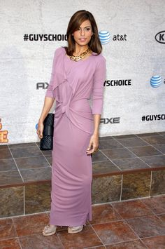 "Eva Mendes Photos - Scarlett Johansson at the Spike TV ""Guys Choice"" Awards - Zimbio"