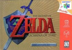 ocarina of time collector's edition