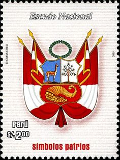 2006 Perú - Escudo Nacional