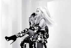 Ariana Grande Focus music video gif. Work it girl!