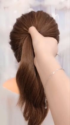 🌟Access all the Hairstyles: – Hairstyles for wedding guests – Beautiful hairstyles for school – Easy Hair Style for Long Little Girl Hairstyles, Hairstyles For School, Pretty Hairstyles, Braided Hairstyles, Woman Hairstyles, Hair Movie, Curly Hair Styles, Natural Hair Styles, Hair Upstyles