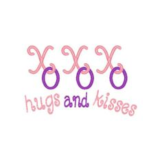 Sending Hugs and Kisses | send to a friend send to a friend holidayhugs and kisses mega hoop ...
