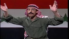 Iraqi Pete (Adam Sandler) baits and provokes the audience into booing him. He even destroys the iconic American Gothic painting to anger the audience. [Season 16, 1991]
