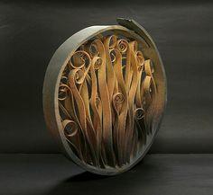 Ceramic artist  Alberto Bustos