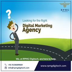 Are you looking for a Digital Agency that can help your business with better content and social media presence?  We, at RPMG Digitech, are here to help you.  Contact with us at  info@rpmgdigitech.com  Or  visit us on www.rpmgdigitech.com  for any digital queries and assistance.  #DigitalMarketing #SocialMedia #ContentMarketing #RPMGDigitech