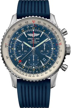 Breitling 03.2040.4061/52.C700 Navitimer stainless steel watch