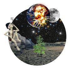 """Alien Invasion"" by hannahdollman | Redbubble"