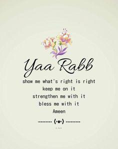 Ya Raba'l ALLAMEEN