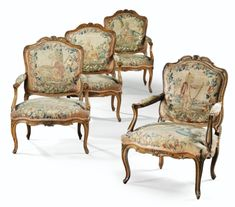 chairs/armchairs ||| sotheby's pf1411lot7lqmben