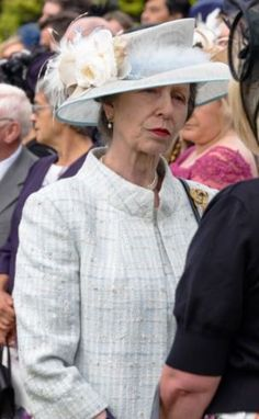 Princess Anne, July 5, 2016 | Royal Hats