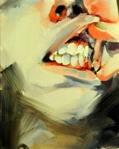 Lydia Petit #painting #portrait