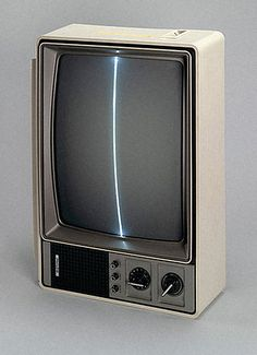 gallowhill:  Nam June Paik - Zen for TV, 1963