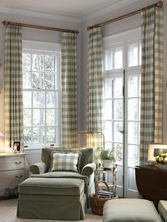 1000 images about plaid country curtains on pinterest for International interior design firms