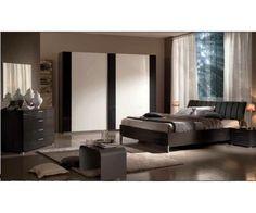 Chambre à coucher gris laqué - Chambre - Chambre à coucher gris laqué #chambremoderne Interior And Exterior, Interior Design, Decoration, Bed, Furniture, Home Decor, Ideas, Grey Bedroom Colors, Modern Bedrooms