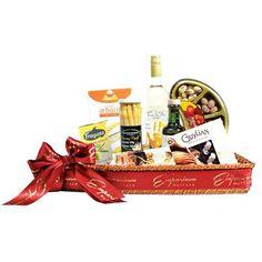 Cesta natalina importada Shopfato - http://www.cashola.com.br/blog/presentes/presentes-de-natal-para-diversos-estilos-de-pais-e-maes-381