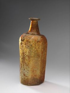 bottle, Anonymous, 1600 - 1675 | Museum Boijmans Van Beuningen