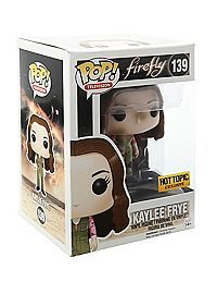 Funko Firefly Pop! Kaylee Frye Vinyl Figure Hot Topic Exclusive
