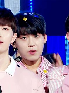 Discover & share this Park Woojin GIF with everyone you know. GIPHY is how you search, share, discover, and create GIFs. Let's Stay Together, Ong Seongwoo, Ha Sungwoon, Is 11, Great Pictures, Bias Wrecker, Love Of My Life, Beautiful Men, Kdrama
