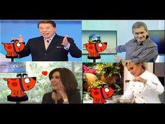 """"""" MEMES """" SILVIO SANTOS - FATIMA - ANA MARIA - SERGINHO  Groisman + CÃOZ..."""