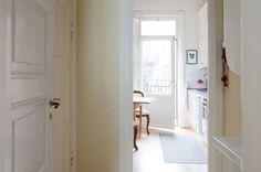 El piso de una yaya nórdica