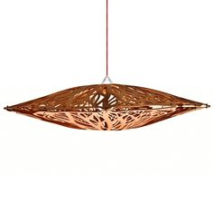 """Vegetal Lamps is a series of lamps inspired by natural patterns of plants, and is composed of two lamps """" Ceiba lamp"""" and """" Anthurium Lamp"""" Ceiba Lamp: This leafy tropical tree gives the name to. Patterns In Nature, Pendant Lamp, Lighting Design, Lanterns, Pottery, Ceiling Lights, Projects, Crafts, Inspiration"""