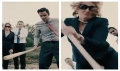 Ted Cruz scores big for 'fantastic' anti-Hillary ad; classic movie scene reenacted to perfection