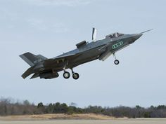 "F-35B test aircraft completes its 100th flight with Lockheed Martin test pilot David ""Doc"" Nelson at the controls"
