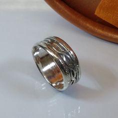 16 6 mm Ring Silber 925 lila Kristall Stein SR641