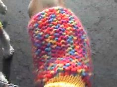 Hand Knit Doggie Sweaters on Parade d9c3138c8ca
