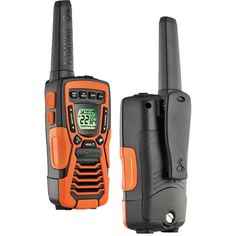 2 X Cobra Floating Waterproof Walkie-Talkie Radio Up to 37 Mile 2 Way, Ham Radio, Walkie Talkie, Boating, Radios, Ideas, Ships, Sailing, Thoughts