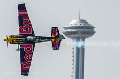 Red Bull Air races by rexwholster