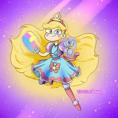 Star's princess outfit in 📓The book of spells ☄ Starco, Princess Star, Princess Outfits, Star Butterfly Outfits, Jackie Lynn Thomas, Celestia And Luna, Star Wars, Star Vs The Forces Of Evil, Force Of Evil