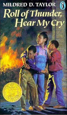 Roll of Thunder, Hear My Cry by Mildred D. Taylor. Inspired by the family stories Taylor grew up on, the book is often chosen and taught for its searing portrait of the racist persecution endemic to the Depression-era South, but Cassie Logan is more than just an eyewitness to historical events. She's a fierce, resourceful, and passionate character in her own right, so real that you can't help but feel her pain, helplessness, defiance, and love for her family as your own.