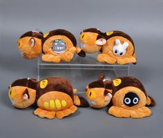 Find More Stuffed & Plush Animals Information about 23cm Hayao Miyazaki Anime plush toy Cartoon My Neighbor Totoro stuffed doll cute Bus Totoro kids toy Studio Ghibli Birthday Gift,High Quality gifts for kids birthday,China toy lamp Suppliers, Cheap toy sword from Kids1688 on Aliexpress.com