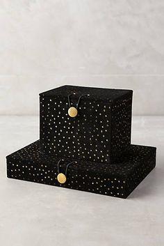 Star Cluster Jewelry Box